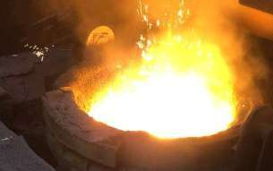 Steel and hot metal desulphurisation